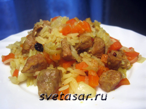 plov-so-svininoi 3