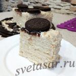 Торты из печенья или фишки «ленивой» хозяйки.
