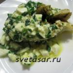 Соус польский масляный