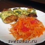 Салат «Барбариска»