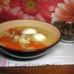 Куриный суп