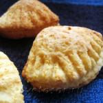 Творожное печенье «Ракушки»