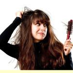 Ошибки в питании — причина выпадения волос